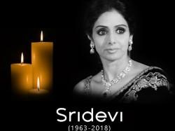 Sridevi Death Anniversary Sridevi Death Pics Which Made Fans Cry