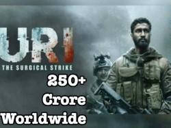 Uri Worldwide Box Office Report Touches 250 Crore Mark