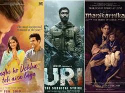Ek Ladki Ko Dekha To Aisa Laga Uri The Surgical Strike Manikarnika Box Office