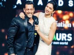 Salman Khan On A Film With Deepika Padukone She Is A Big Star