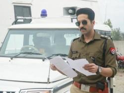 Ayushmann Khurrana Cop Look Is Out From Anubhav Sinha Next Film