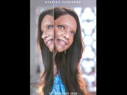 Deepika Padukone First Look From Movie Chhapaak