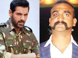 John Abraham Wants To Play As Wing Commander Abhinandan In Surgical Strike