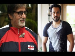 Barf Amitabh Bachchan Emraan Hashmi Come Together In A Court Drama