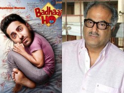 Boney Kapoor Will Remake Ayushmann Khauurana Starrer Badhaai Ho In South Language