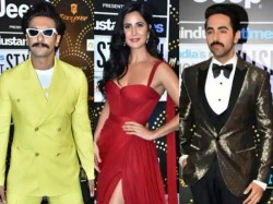 Bollywood Celebrities In Ht Stylish Awards See The Looks