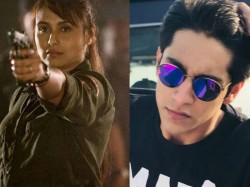 Ahaan Pandey Going To Make A Bollywood Debut With Rani Mukerji S Mardaani