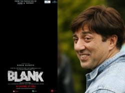 Blank Sunny Deol And Karan Kapadia Starrer Film First Poster Release