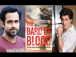 Shahrukh Khan Is Going Be Part Web Series Title As Bard Of Blood