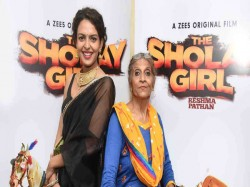 Web Biopic The Sholay Girl Bidita Bag Talk About Her Bollywood Journey