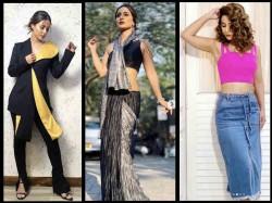 Hina Khan Latest Sexy Back Photoshoot Hina Khan Sexy Hot Pics Hina Khan Instagram Pics