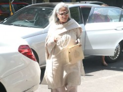 Jaya Bachchan Blasts Man Clicking Her Pic Without Permission See Video