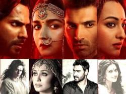 Original Cast Kalank Shahrukh Khan Kajol Ajay Devgn Rani Mukerji