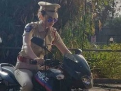 Kangana Ranaut In Police Uniform Pics Leaked From Mental Hai Kya Sets