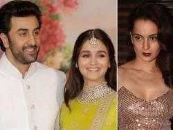 Ranbir Kapoor And Alia Bhatt Can Discuss Sex But Not Nation Kangana Ranaut Mid Day Interview