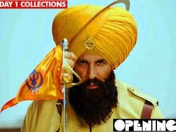Kesari Box Office Opening Day 1 Thursday Collection Akshay Kumar Kesari Top Opener Of