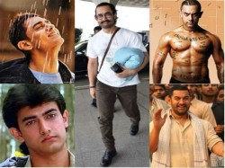 Aamir Khan Happy Birthday With His Super Hit Real Life Love Story Rare Pics