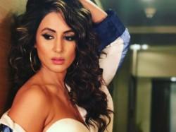 Hina Khan Komolika Flaunting Her Perfect Back Shared Pic