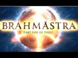 Brahmastra Official Movie Logo Release Starring Ranbir Kapoor Alia Bhatt