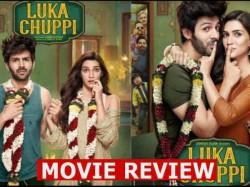 Luka Chuppi Film Review Kartik Aaryan Kriti Sanon Luka Chuppi Rating Luka Chuppi Film Story