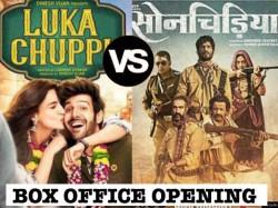 Sonchiriya Day 1 Box Office Vs Luka Chuppi Day 1 Box Office Friday Opening Predictions