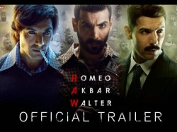 John Abraham Raw Romeo Akbar Walter Official Trailer Is Out Now