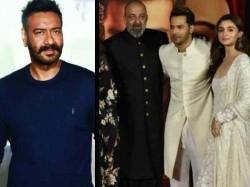 Varun Dhawan Sanjay Dutt Join Ajay Devgn And Alia Bhatt S Ss Rajamouli S Rrr