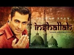 Salman Khan Sanjay Leela Bhansali Film Titled Dil De Diya Inshallah Or Pyaar Ho Gaya Inshallah