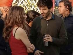 Sara Ali Khan Kartik Aaryan Shoot Love Aaj Kal 2 New Pics From The Sets Go Viral