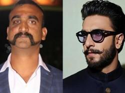 Ranveer Singh S Fans Wants To See Him As Abhinadan In Film