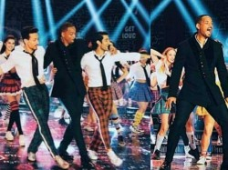 Will Smith Dancing With Student Of The Year 2 Star Cast