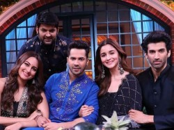 The Kapil Sharma Show Top In Number One Position With Kumkum Bhagya Trp