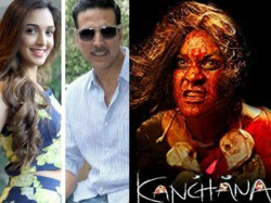 Akshay Kumar Starts Shooting For The Hindi Remake Of Kanchana