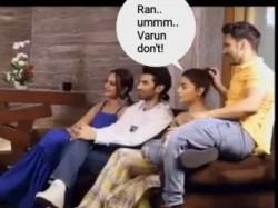 Alia Bhatt Calls Varun Dhawan As Ranbir Kapoor During Kalank Interviews