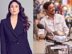 Kareena Kapoor Khan To Play Cop In Irrfan Angrezi Medium