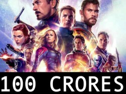 Avengers Endgame India Box Office Day 2 Saturday Collections Crosses 100 Crore