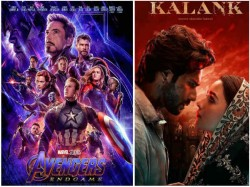 Kalank Box Office Avengers Endgame Kicks The Film Out Of Box Office