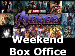 Avengers Endgame India Box Office Day 3 Sunday Collection First Weekend Record Breaker