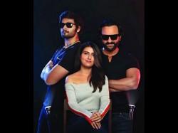 Saif Ali Khan Fatima Sana Shaikh Ali Fazal Starrer Bhoot Police Announcement