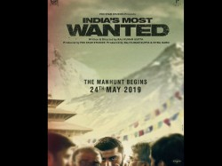 First Look Arjun Kapoor S First Look From India S Most Wanted