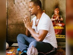 Hollywood Actor Will Smith Reached Haridwar To Worshiping Holy Ganga