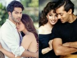 Madhuri Takes Alia And Varun Names For Ham Apke Hain Kaun Remake