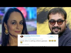 Anurag Kashyap Abuses By Chowkidar S In Twitter And Soni Rajdan Told The Solution