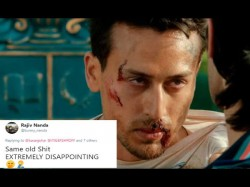 Reactions Users Negative Review On Tiger Shroff S Student Of The Year 2 Trailer