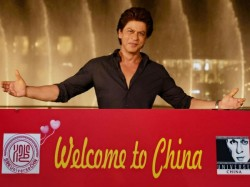 Shahrukh Khan S Warm Welcome At China By Fans