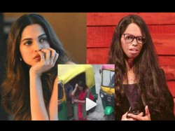 Chhapaak A Video Of Deepika Padukone Gone Viral From The Shooting Set