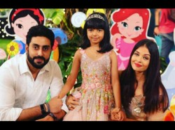Abhishek Bachchan Aishwarya Rai And Aradhya Holidays In Maldives
