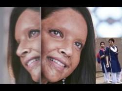 Deepika Padukone School Look From The Movie Chhapaak Gone Viral