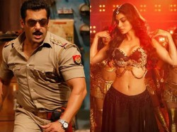 Dabangg 3 Mouni Roy Will Do A Item Number In Salman Khan S Film