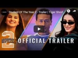 Soty 2 Trailer Tiger Shroff Tara Sutaria And Ananya Pandey Starrer Trailer Release